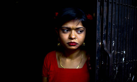 Asha works in Faridpur brothel as a sex worker. She is 19 years old