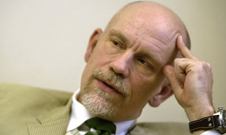 John Malkovich claims $2.3m from bankrupt Madoff firm in assets wrangle | Business | The Guardian - John-Malkovich-001