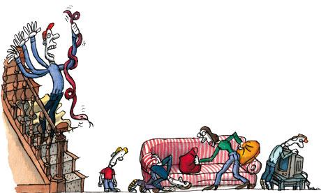 Tim Dowling: Chelsea snake
