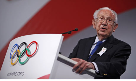 Former IOC President, the Late Juan Antonio Samaranch