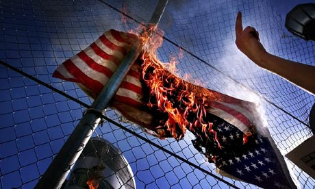 burning of the flag should not be banned in the us Flag amendment fails by one vote protesters burn an american flag outside of san quentin state prison in california an act that could have been banned if the proposed the congress shall have power to prohibit the physical desecration of the flag of the united states.