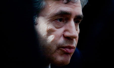 Gordon Brown election tour