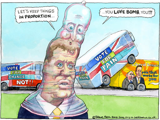 Steve Bell 
