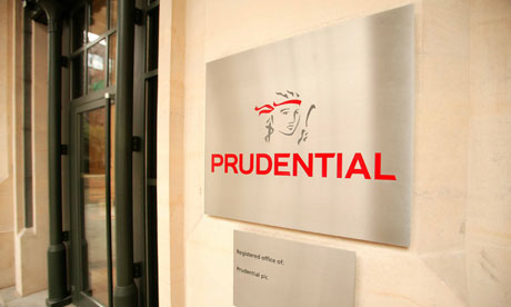 Prudential HQ