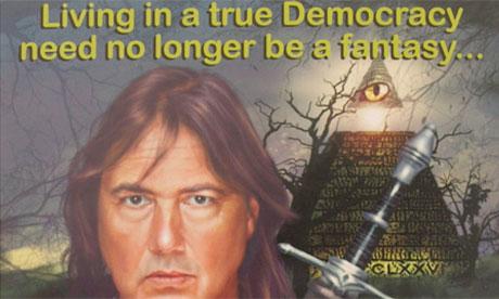 Andy Kirkwood campaign leaflet