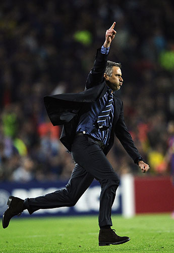 That's why José Mourinho is more valuable than any star player. That's why he will be the hottest signing in world football this summer if he leaves Inter Milan   Tony Cascarino