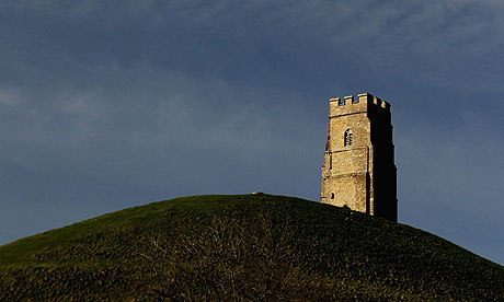 Glastonbury Tor, which is managed by the National Trust