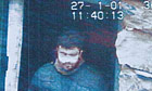 7 July ringleader Mohammad Sidique Khan in a surveillance shot taken by West Yorkshire police
