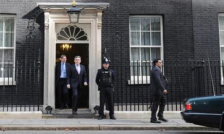 2010 General Election, Gordon Brown