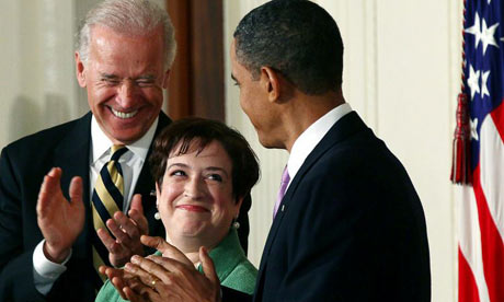 Kagan and Obama
