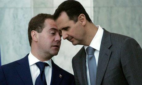 Rússia pede que líder sírio faça reformas ou deixe o poder