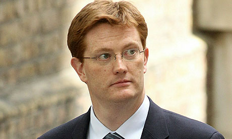 Danny Alexander, the Scottish secretary