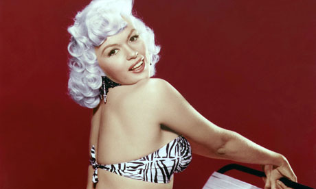 Jayne Mansfield: The sex appeal of plump breast is unique to the human