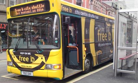 freebie bus