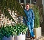 Chelsea gardens: Andy Sturgeon