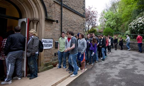 Polling stations in Sheffield Hallam saw some of the worst problems