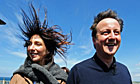 samantha cameron and david cameron