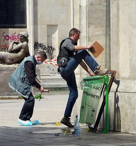 Paris Theft Paris Art Theft a Police