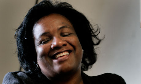 Diane Abbott MP, who announced this morning she will stand for Labour Party leadership