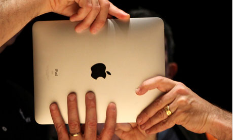 Apple CEO Steve Jobs says the iPad delivers 'freedom from porn', ...