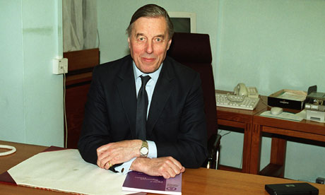 General Lord David Ramsbotham