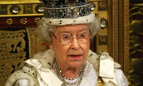 Queen's speech: Politics live blog
