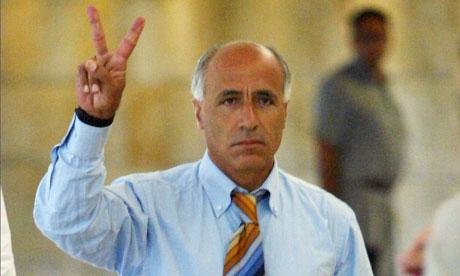 Ισραηλινή πυρηνική whistleblower Μορντεχάι Βανούνου