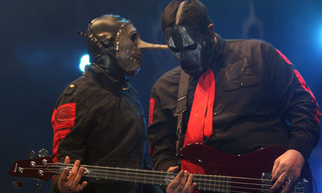 Paul Gray of Slipknot