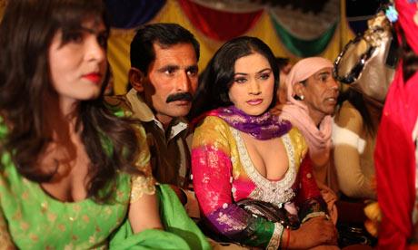 Pakistani hijras, transgender men, in Rawalpindi