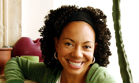 Oona King at home in east London in 2007.