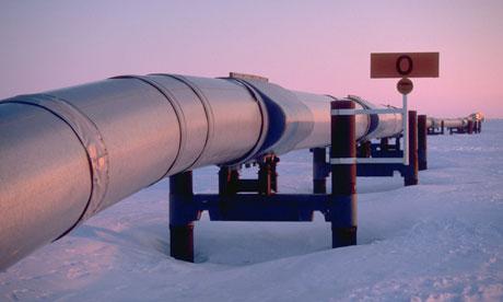 Arktikus olajvezeték