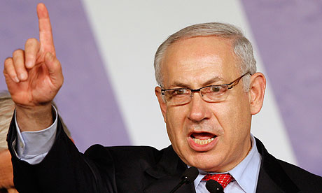 Binyamin Netanyahu