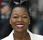 Floella Benjamin at the 2008 Children of Courage Awards