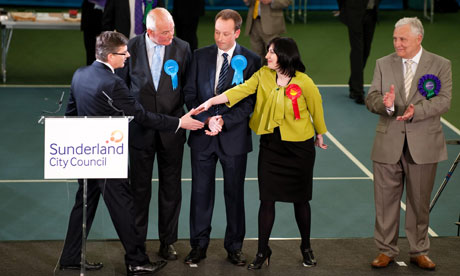 Labour's Bridget Phillipson is declared MP for Houghton and Sunderland South
