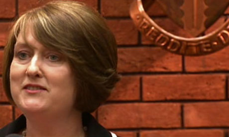 Jacqui Smith loses her seat