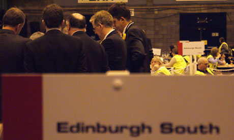 Edinburgh politics today | Edinburgh | guardian.