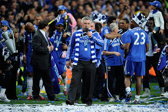Even if Chelsea add the FA Cup to the Premier League title later this week, their squad needs perhaps four or five new players if they are to challenge for the Champions League next season   Alan Hansen