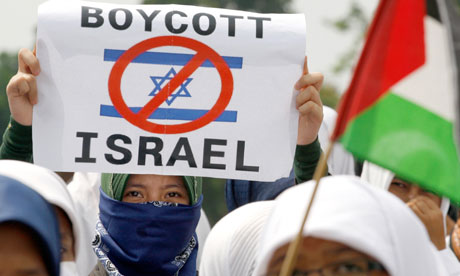 Boycott Israel (guardian.co.uk)