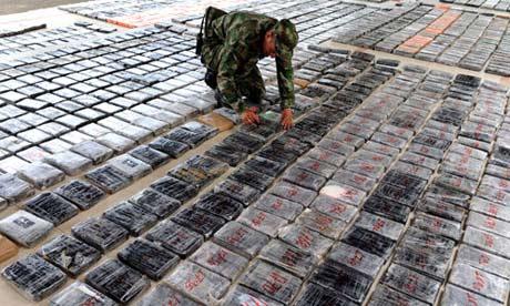 Drug trafficking essay