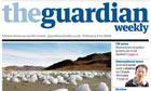 Guardian Weekly masthead