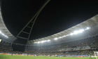 Moses Mabhida stadium in