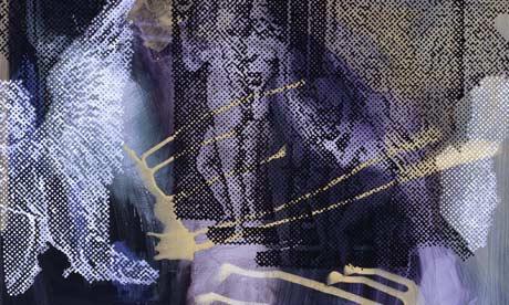 Sigmar Polke's Untitled (Square 2), 2003