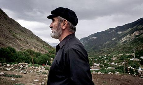 Dagestan: Rasul Magomedov