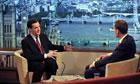 George Osborne on the Andrew