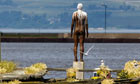 6 Times sculptural project by Antony Gormley