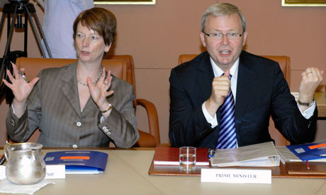 julia gillard hot pics. Julia Gillard and Kevin Rudd
