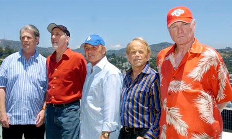 Surviving Beach Boys members