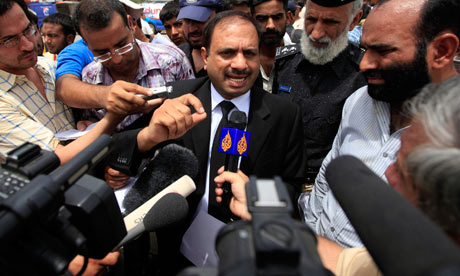 Deputy prosecutor speaks after Americans jailed in Pakistan