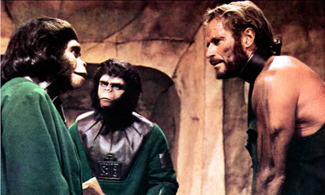 planet of the apes charlton heston