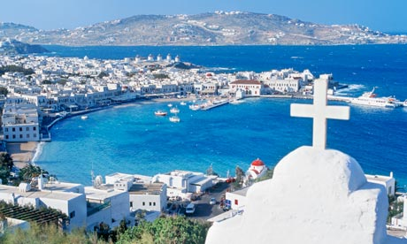 Greece puts its islands up for sale to save economy